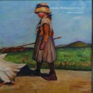 Front View : Denis Kaznacheev, Cabanne - VISUAL TRIANGULATION EP (VINYL ONLY / 180G / CABANNE RMX) - Abartik / ABA006