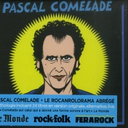 Front View : Pascal Comelade - LE ROCANROLORAMA ABREGE (CD) - Because Music / BEC5156811