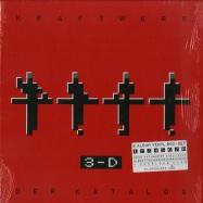 Front View : Kraftwerk - 3-D DER KATALOG (9X12 LP BOX SET + MP3) - Parlophone / 190295923501