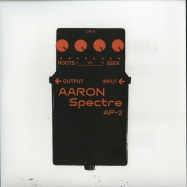 Front View : Aaron Spectre - ROOTS WE SEEK - Jahmoni Music / JMM-208