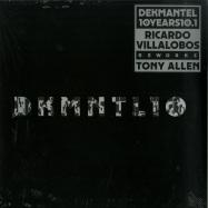 Front View : Various Artists (Tony Allen, Ricardo Villalobos Remix) - DEKMANTEL 10 YEARS 10.1 - Dekmantel / DKMNTL-10YEARS10.1