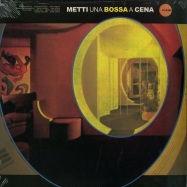 Front View : Various Artists - METTI UNA BOSSA A CENA VOL.1 (2X12 LP) - Schema Easy Series / SCEB906LP
