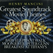 Front View : Henry Mancini - GREATEST SOUNDTRACKS & MOVIE THEMES (LP) - Zyx Music / ZYX 56085-1 / 8186835