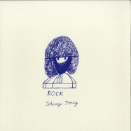 Front View : Jonny Rock - WAY OVER THERE - The Nothing Special / TNS026