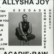 Front View : Allysha Joy - ACADIE: RAW (LP) - Gondwana Records / GONDLP025