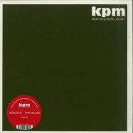 Front View : Various Artists - HOT WAX (THE KPM REISSUES) (LP,180G VINYL) - Be With Records / BEWITH043LP