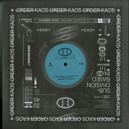 Front View : Hector Oaks / Sugar / Binny / DJ Disrespect - AND CHAOS WAS CREATED - KAOS / KAOS01