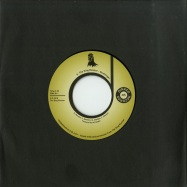 Front View : The King Rooster - MUDSLINGER / AIN T SELLIN CHICKEN (7 INCH) - Dinked Records / Dink011