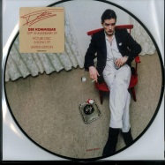 Front View : Falco - DER KOMMISSAR - 35TH ANNIVERSARY EP (10 INCH PIC DISC) - Sony Music / 88985489661