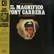 Front View : Gianni Marchetti - IL MAGNIFICO TONY CARRERA LP - Transversales Disques / TRS11