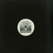 Front View : DJ Richard - ERASER - Flexxseal / FLEXXSEAL009