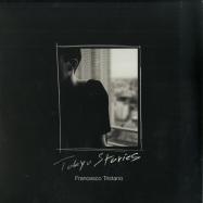 Front View : Francesco Tristano - TOKYO STORIES (2LP, 180 G VINYL) - Diggers Factory/sony Classical / FINNJUN001