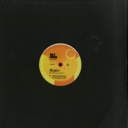 Front View : DB Jam - (NOT) THE FIRST ENCOUNTER EP (ARNO MIX)(140 G VINYL) - Half Baked / HB 016