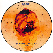 Front View : Manuel Meyer - SAME (ONE SIDED PICTURE DISC) - 3000 Grad Records / 3000Grad080