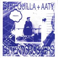 Front View : SJ Tequilla Aaty - SJ TEQUILLA AATY PRESENTS SJTEKNOBUSKERS - Klasse Wrecks / Wrecks029