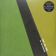 Front View : Fred Und Luna - IM WELTENRAUM (2LP + MP3) - Compost / CPT570-1