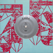 Front View : Causa - HISS ( 7INCH) - Zam Zam / Zam Zam 080 / 20835