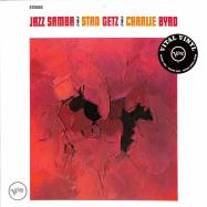 Front View : Stan Getz & Charlie Byrd - JAZZ SAMBA (LP) - Universal / 7708960
