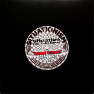 Front View : Situation feat Andre Espeut - BEYOND COMPARE (LAROYE & ESPEUT REMIXES) (7 INCH) - Situationism / SITU030