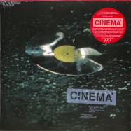 Front View : Cinema - CINEMA (LP) - Discos Nada / ND 003