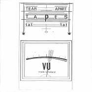 Front View : Das Ding, Les Yeux Interdits, Ian Martin - TEAR APART TAPES (LP, THE 7 INCHES) - Futura Resistenza / RESLP008
