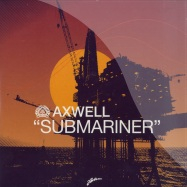 Front View : Axwell - SUBMARINER - Axtone / axt001dv