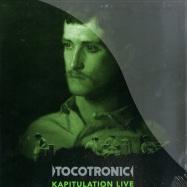 Front View : Tocotronic - KAPITULATION- LIVE(2X12) - Buback / BTT97-1 / Indigo 910821