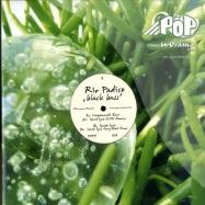 Front View : Rio Padice - BLACK BASS EP (ELON & GARY BECK RMXS) - Pop Norama / Popn006