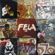 Front View : Fela - THE BEST OFF THE BLACK PRESIDENT (3LP) - KIF Records / KIFHH135LP