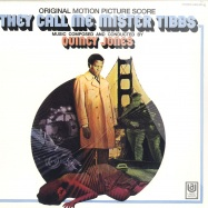 Front View : Quincy Jones - THEY CAL ME MR. TIBBS (LP) - United Artists / uas5214