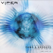 Front View : Camo & Krooked - FEEL YOUR PULSE / CLIFFHANGER - Viper Recordings / vpr033