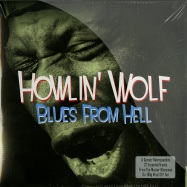 Front View : Howlin Wolf - BLUES FROM HELL (2LP , 180 GR VINYL) - Not Now Music / not2lp130
