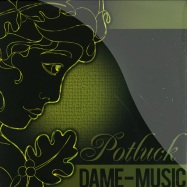 Front View : Various Artists - POTLUCK (2X12) - Dame Music / dame0083