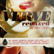 Front View : Various Artists - VERVE REMIXED: THE FIRST LADIES (2X12) - Universal / 3740977