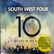 Front View : Various Artists - 10 YEARS OF SW4 (2XCD) - Toolroom / tool238