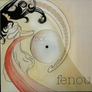 Front View : Schlepp Geist & Benotmane - LOVECREAM EP (10 INCH) - Fenou / Fenou21