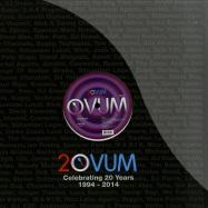 Front View : Vince Watson - DEJA VU (JOSH WINK REMIX) - Ovum / OVM250