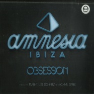 Front View : Various Artists - AMNESIA IBIZA - OBSESSION (2XCD) - Dj Center Records / 370057830978