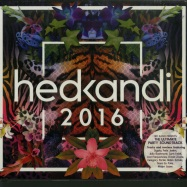 Front View : Various - HED KANDI 2016 (3XCD) - Hed Kandi / HEDK147
