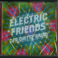 Front View : Der Dritte Raum - ELECTRIC FRIENDS (CD) - Der Dritte Raum / DDR014CD
