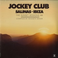 Front View : Various Artists - JOCKEY CLUB, SALINAS - IBIZA - THE SUNSET SESSIONS VOL. 4 (2X12 LP) - Music For Dreams / zzzv16008
