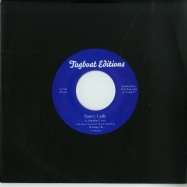 Front View : Saucy Lady - SATURDAY LOVE / HANG ON (7 INCH) - Tugboat Editions / tbe704