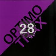 Front View : Hiroshi Watanabe Kuniyuki - ACID JAPAN - Optimo Trax / OT 028