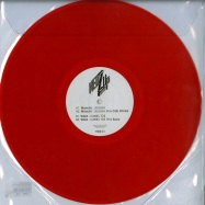 Front View : V/A (Mancini, Cab Drivers, Wlad) - HEDZUP EP (COLOURED VINYL) - Hedzup Records / HDZ03