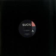 Front View : Suciu - ALTUNDEVA EP (BRUNO PRONSATO REMIX) - LA Clap / LACLAP003