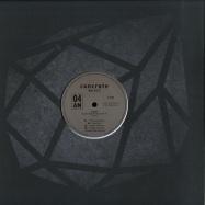 Front View : Kas:st - MOVEMENT OF THOUGHT - Concrete Music 4AM / CCRT04AM04