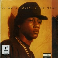 Front View : DJ Quik - QUIK IS THE NAME (LP + MP3) - Sony Music / 88985455311