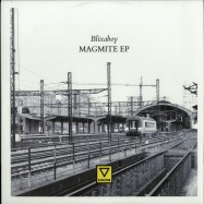 Front View : Blixaboy - MAGMITE EP - Fanzine Records / FAN007