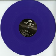 Front View : Enrico Mantini - MILESTONES PT. 1 (PURPLE VINYL) - Down Da Mountains / DDMNT01-FX1
