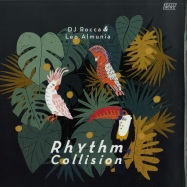 Front View : DJ Rocca & Leo Almunia - RHYTHM COLLISION - Really Swing / RSWING012